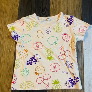 ニシマツヤ(西松屋)のフルーツ柄 Tシャツ(Tシャツ/カットソー)