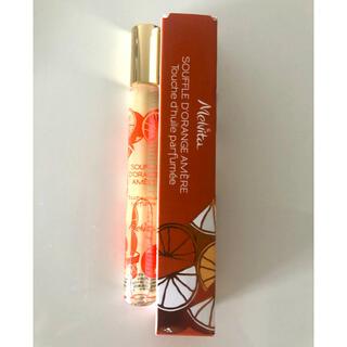 メルヴィータ(Melvita)の新品メルヴィータ タッチオブ ネイチャーオイルOR(フレグランスオイル)10ml(香水(女性用))
