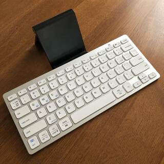 iCrever IC-BK01 3台切替 BT5.1 超軽量キーボード(PC周辺機器)