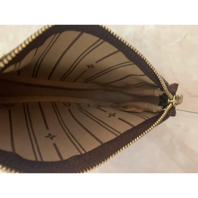 LOUIS VUITTON(ルイヴィトン)のルイヴィトン T&B ミニポーチ アクセソワール  レディースのファッション小物(ポーチ)の商品写真