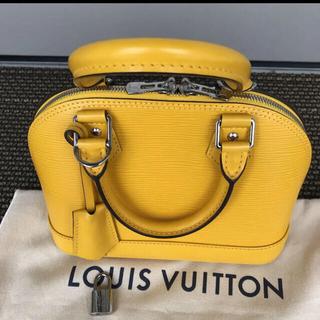 LOUIS VUITTON - M40866ルイ ヴィトン アルマBBハンドバッグ