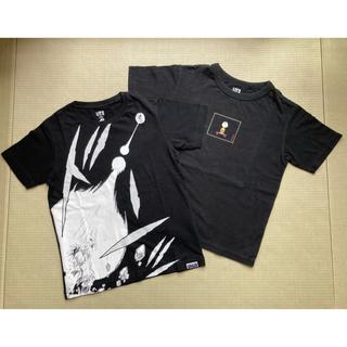 UNIQLO - 子供服 ユニクロ 半そでTシャツ2枚