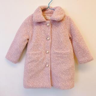 女の子コート 冬服 ガーリーコート(コート)