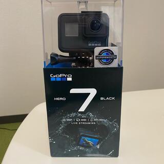 ゴープロ(GoPro)のGoPro 7 BLACK(コンパクトデジタルカメラ)
