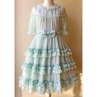 Leur Getter - ルルゲッタ 5th Anniversary ドレス 新品タグ付 Lサイズ
