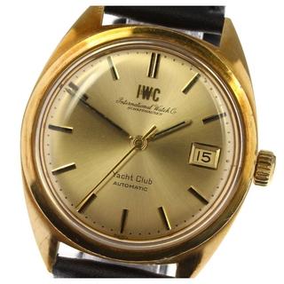 インターナショナルウォッチカンパニー(IWC)のIWC ヨットクラブ Cal.8541B R911A メンズ 【中古】(腕時計(アナログ))