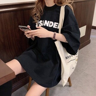 Jil Sander - Sサイズ ジルサンダーオーバーサイズ ロゴ Tシャツ
