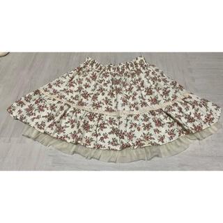 オリーブデオリーブ(OLIVEdesOLIVE)のOLIVE des OLIVE スカート わけあり(ひざ丈スカート)