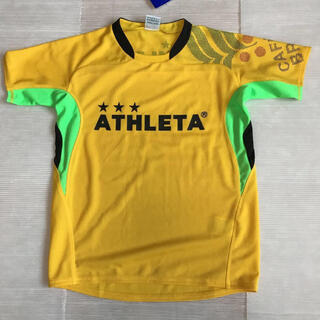 ATHLETA - 送料無料 新品 ATHLETA アスレタ 半袖 プラシャツ 150