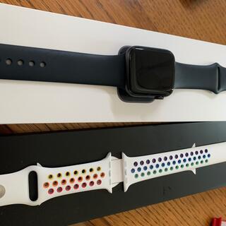 アップル(Apple)のapple watch  SERIES6(腕時計(デジタル))