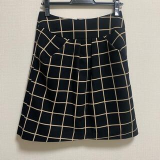 ロペ(ROPE)のROPEスカート(ひざ丈スカート)