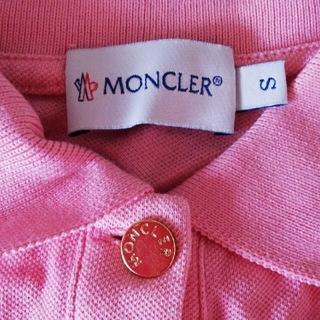 モンクレール(MONCLER)のモンクレールポロシャツ/S(ポロシャツ)