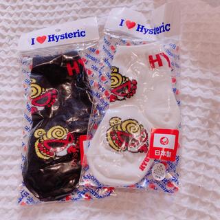 HYSTERIC MINI - 【新品未使用】ヒステリックミニ  靴下セット