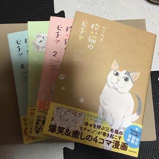 角川書店 - 拾い猫のモチャ 1~4セット にごたろ 送料無料 帯付き