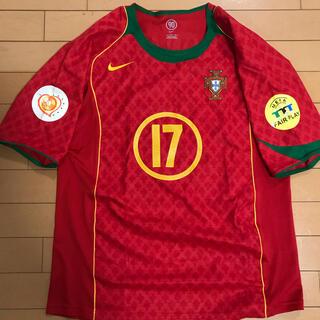 NIKE - ポルトガル代表 ユニホーム クリスティアーノ ロナウド