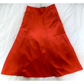 アメリヴィンテージ(Ameri VINTAGE)のUnaca スカート(ひざ丈スカート)