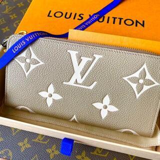 LOUIS VUITTON - 新品!Louis Vuitton 長財布 ジッピーウォレット 秋冬2020