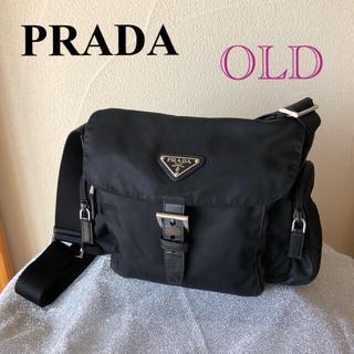 PRADA - PRADA プラダ ナイロン ショルダーバッグ ビンテージ