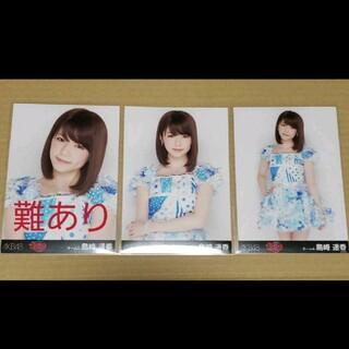 エーケービーフォーティーエイト(AKB48)の元AKB48 島崎遥香 夏祭り 会場生写真 コンプ(アイドルグッズ)