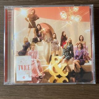 ウェストトゥワイス(Waste(twice))のtwiceCD(K-POP/アジア)