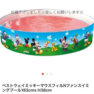 ディズニー(Disney)のプール ディズニープール 簡易プール おうちプール 簡単プール(その他)