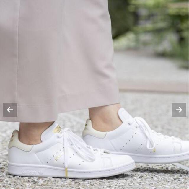 IENA(イエナ)のadidas IENA別注 STAN SMITH RECON 24cm レディースの靴/シューズ(スニーカー)の商品写真