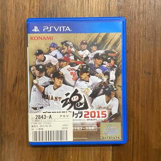 プレイステーションヴィータ(PlayStation Vita)のPSVITA プロ野球スピリッツ 2015(携帯用ゲームソフト)