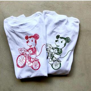 ワンエルディーケーセレクト(1LDK SELECT)のSUPERMARKET RELAXFIT tシャツ 1ldk ミッキー(Tシャツ/カットソー(半袖/袖なし))