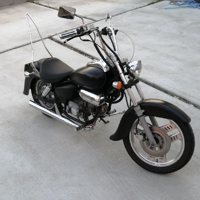 ホンダ(ホンダ)のマグナ50  購入希望者2名待ちです。 自動車/バイクのバイク(車体)の商品写真