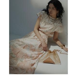 Ameri VINTAGE - Amerivintage💙 MEDI MANON SET UP DRESS