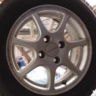 ホンダ(ホンダ)のHONDA モデューロ ホイール(GE6) 4本セット(タイヤ・ホイールセット)