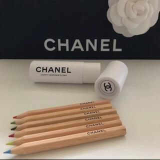 シャネルマルチカラー色鉛筆レア❤︎ノベルティ(色鉛筆)