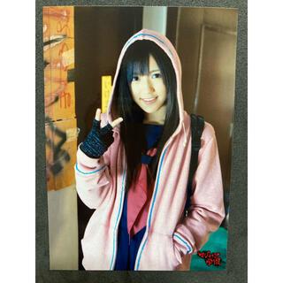 エーケービーフォーティーエイト(AKB48)の【新品】生写真 マジすか学園 ネズミ 渡辺麻友 帯なし(アイドルグッズ)