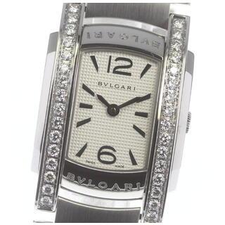 ブルガリ(BVLGARI)の☆良品 ブルガリ アショーマ AA35S レディース 【中古】(腕時計)