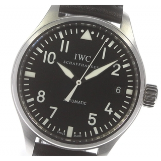 インターナショナルウォッチカンパニー(IWC)のIWC パイロット ウォッチ マーク XVI メンズ 【中古】(腕時計(アナログ))
