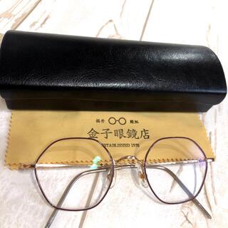 アヤメ(Ayame)の新品☆金子眼鏡☆KM-32☆オクタゴンメタルフレーム(サングラス/メガネ)
