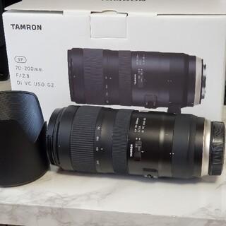 TAMRON - TAMRON 70-200mm f2.8 g2 efマウント
