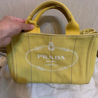PRADA - PRADA(プラダ) トートバッグ CANAPA BN2439