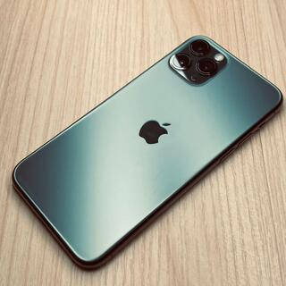 iPhone - 504 ジャンク品 iPhone11 Pro 256GB Green