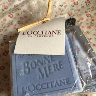 ロクシタン(L'OCCITANE)の新品 未使用 ロクシタン 石鹸  ハンドクリーム(ボディクリーム)