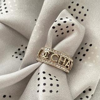 CHANEL - CHANEL Ring 0024