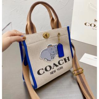 COACH - コーチ coach ディズニーコラボ ダンボショルダーバッグ