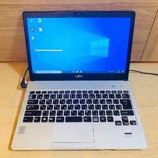 富士通 - 中古ノートパソコン FMV 富士通 S935/K  第五世代i5 HDD500G