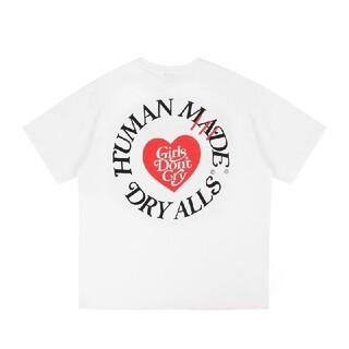 GDC - Human Made GDC コラボ tシャツ 白