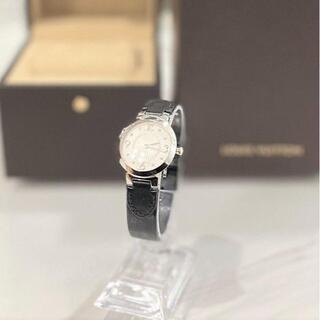 ルイヴィトン(LOUIS VUITTON)のルイヴィトン タンブールスリム 8PD 腕時計 美品☆(腕時計)