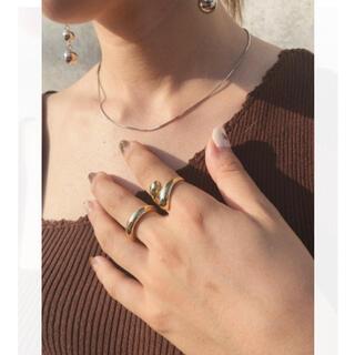 ビューティアンドユースユナイテッドアローズ(BEAUTY&YOUTH UNITED ARROWS)のsilver 925 snake chain necklace(ネックレス)