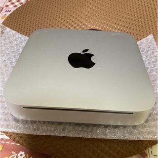 マック(Mac (Apple))のMac mini  2010 Core2 4GB  SSD120GB DVD(デスクトップ型PC)
