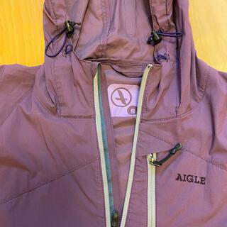 AIGLE - エーグル メンズ ウィンドブレーカー パープル