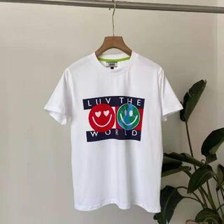 TOMMY HILFIGER - TOMMY HILFIGER   smile Tシャツ 男女兼用