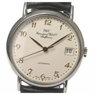 インターナショナルウォッチカンパニー(IWC)のIWC ポートフィノ  IW3513 自動巻き メンズ 【中古】(腕時計(アナログ))